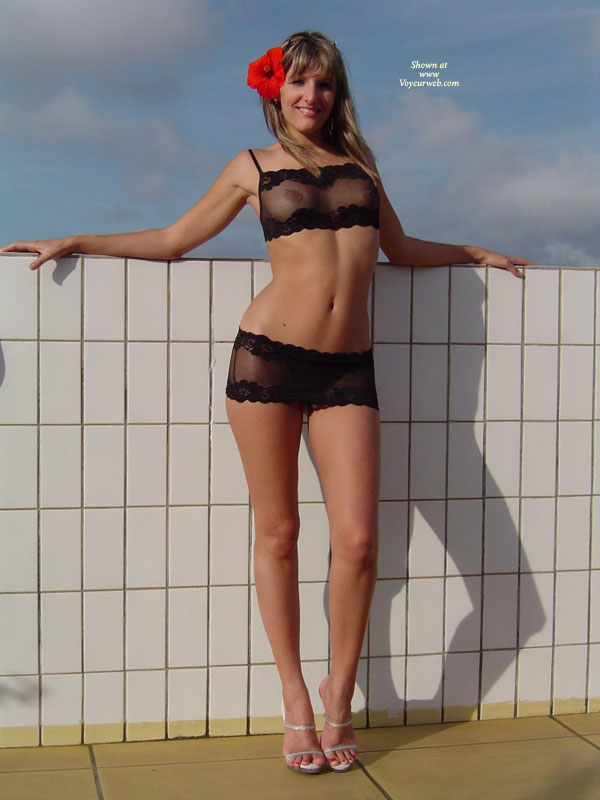 Long Legs - Blonde Hair, Heels, Long Hair, Long Legs, Milf, Nude Outdoors, Naked Girl, Nude Amateur , Mature Milf, Back To Low Wall, See Through Top, Smiling, Standing At White Wall, White High Heels, Peek A Boo Tits, Tall And Sexy, Flower In Hair, Frontal Pose, Dirty Blond Hair, Outdoor Standing Against Wall, Standard Along The Wall, Arms Along Wall Top, Very Fit And In Perfect Shape, See Through