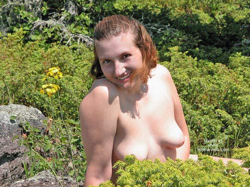 Pic #1 Naked In A National Park  Different Day
