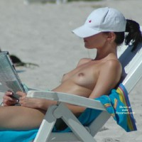 Topless Girl Reading On Beach - Brunette Hair, Natural Tits, Small Tits, Topless Beach, Topless, Beach Tits, Beach Voyeur, Naked Girl, Nude Amateur , Cute Perkies On Beach, Topless On Beach With Perky Breasts, Upper Body Tanning, Sunning Topless In Beach Chair, Topless Sunbathing, Small Natural Tits, Beach Nude, Reading On Beach, Sexy Topless Brunette, Nude Sunbathing